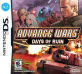 Nintendo DS - Advance Wars - Days of Ruin