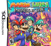 Nintendo DS - Mario & Luigi - Partners In Time