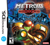 Nintendo DS - Metroid Prime - Hunters