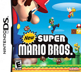Nintendo DS - New Super MarioBros.