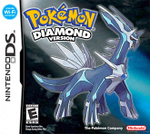 Nintendo DS - Pokemon Diamond & Pearl