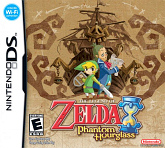 Nintendo DS - The Legend of Zelda - Phantom Hourglass