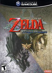 Gamecube - Legend Of Zelda Twilight Princess