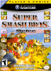 Gamecube - Super Smash Brothers Melee