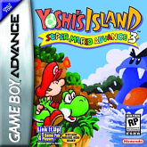 GBA - Super Mario Advance 3 - Yoshis Island