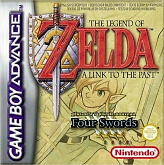 GBA - Legend of Zelda The - A Link to the Past & Four Swords