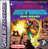 GBA - Metroid - Zero Mission