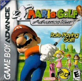 GBA - Mario Golf - Advance