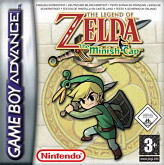 GBA - Legend of Zelda The - The Minish Cup