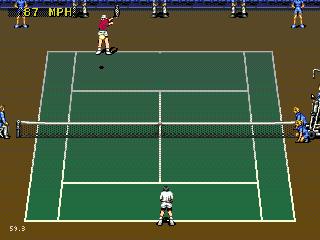 ??? ???? » Sega MegaDrive, 32x » ATP Tour Championship Tennis