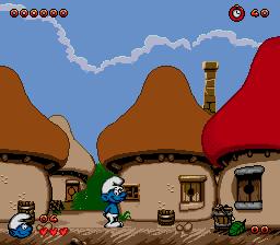 tv-games.ru/images/megadrive/i/s/Smurfs_The_EU_1.png