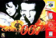 Nintendo 64 - Golden Eye 007