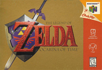 Nintendo 64 - Legend of Zelda Ocarina of Time