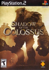 PS2 - Shadow Of The Colossus