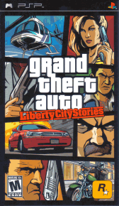 PSP - Grand Theft Auto - Liberty City Stories