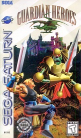 Sega Saturn - Guardian Heroes