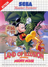 Master System - Land of Illusion Starring Mickey Mouse