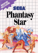 Master System - Phantasy Star