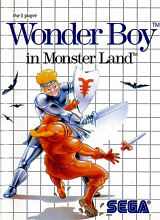 Master System - Wonder Boy in Monster Land