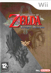Nintendo Wii - Legend of Zelda Twilight Princess