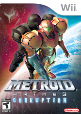 Nintendo Wii - Metroid Prime 3 Corruption