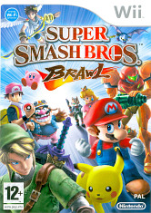Nintendo Wii - Super Smash Bros Brawl