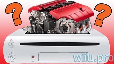 Консоль Nintendo Wii U изнутри