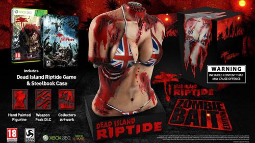 zombie bait edition