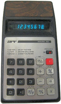 APF MARK 30