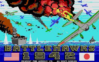 Battlehawks 1942 (Atari ST)