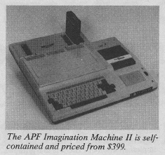 APF Imagination Machine 2