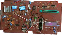 Acetronic MPU 1000 PCB