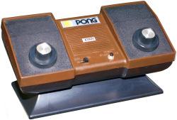 Atari PONG HOME