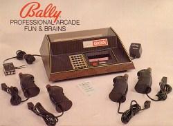 Bally Astrocade II