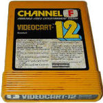 Fairchild Channel F Cartridge