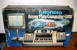 Grundig Super Play Computer 4000
