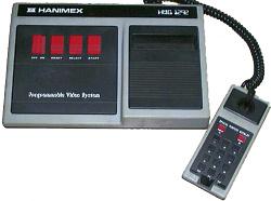 Hanimex HMG 1292 Telesports Programmable
