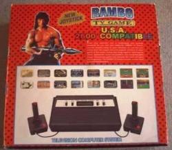 Rambo TV Game