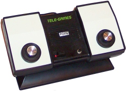 Atari PONG Sears tele-games