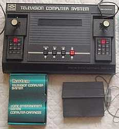 Teleng Television Computer System