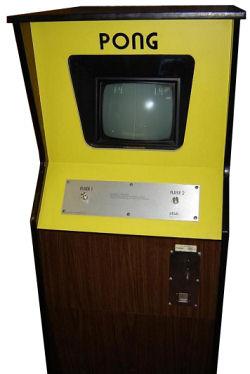 Atari PONG (Arcade)