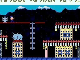 Bruce Lee ZX Spectrum 256