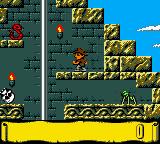 Montezuma's Return Game Boy Color