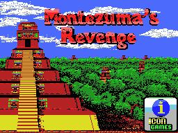 Montezuma's Revenge MSX