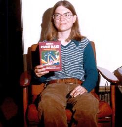 Carol Shaw with River Raid
